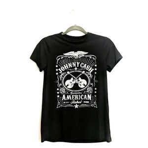 Johnny Cash American Rebel Tee
